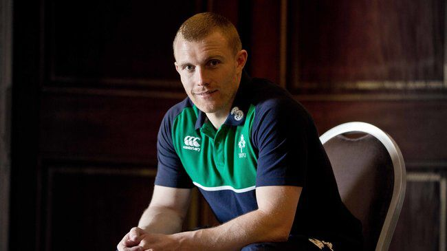 Irish Rugby TV: Keith Earls Talks About The Scottish Threats