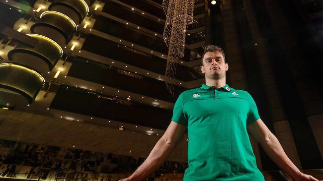 Irish Rugby TV: Rhys Ruddock On Building Towards The Second Test