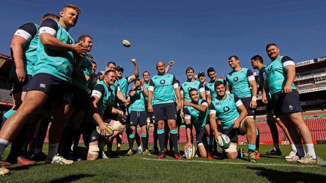 Irish Rugby TV: Rory Best - Second Test Preview