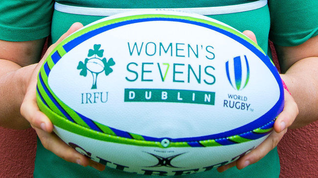 Irish Rugby TV: Garrett Tubridy Sets The Scene For Women's Sevens Dublin