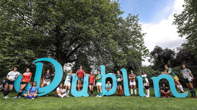 #Dublin7s Women's Olympic Qualifer - Day 1 Live Stream