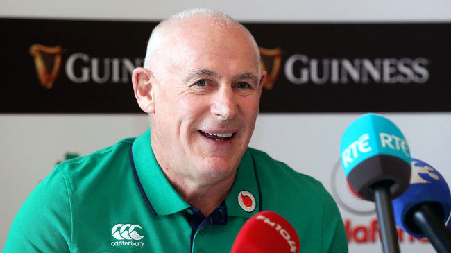 Irish Rugby TV: Michael Kearney On His Best Memories As Team Manager