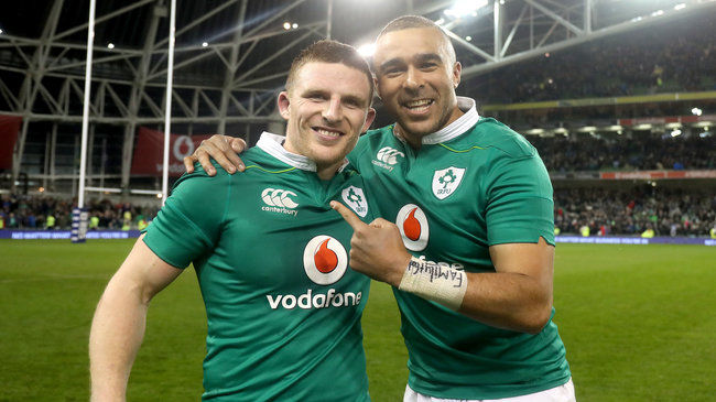 Irish Rugby TV: 'The Fans Were Incredible' - Simon Zebo
