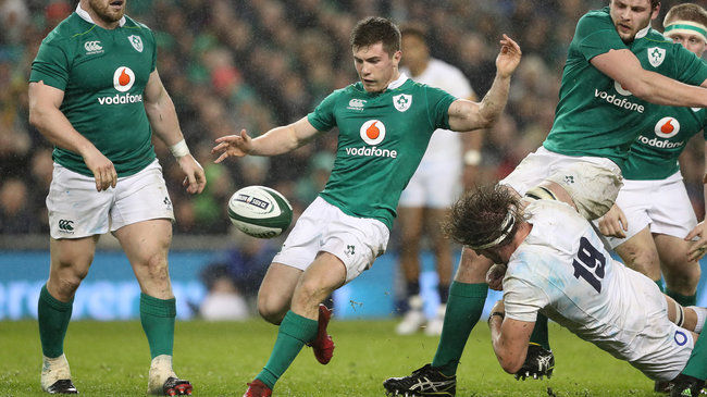 Irish Rugby TV: Luke McGrath On His Six Nations Debut