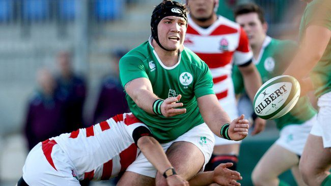 Irish Rugby TV: Ireland Under-19s v Japan Under-19s Highlights