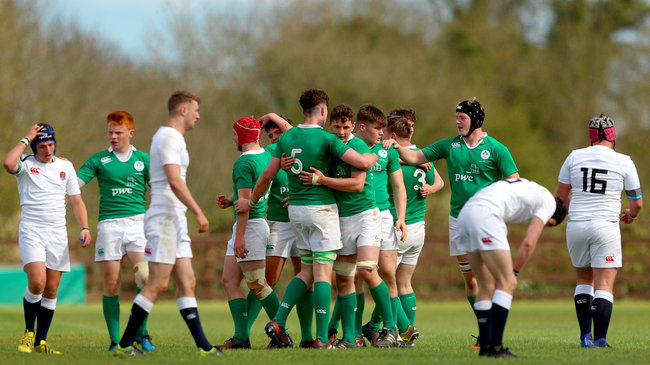 Irish Rugby TV: Hendrik Kruger On The Importance Of The Easter Age-Grade Internationals