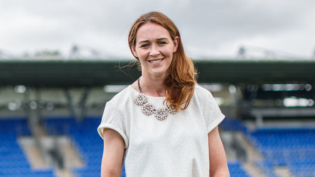 Irish Rugby TV: 'The Team Are Coming Together Really Well' - Marie Louise Reilly