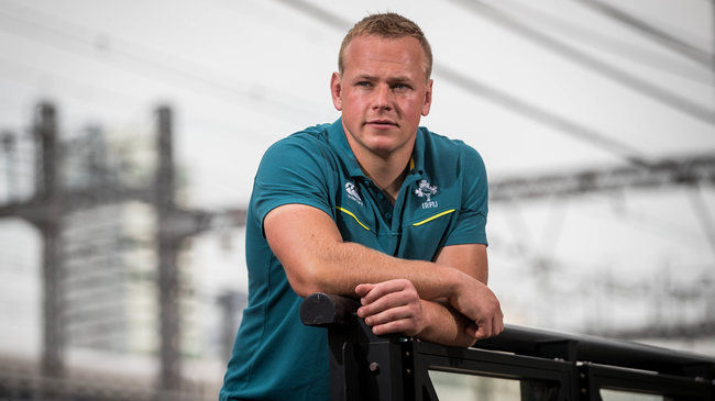Irish Rugby TV: Luke Marshall Expects 'Tougher Challenge' From Japan