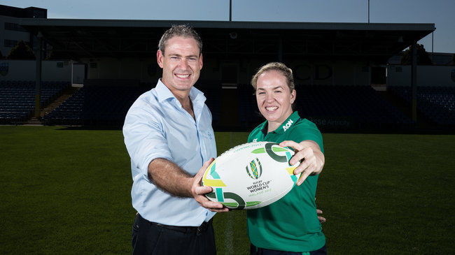 Irish Rugby TV: Ireland WRWC 2017 Squad Announcement
