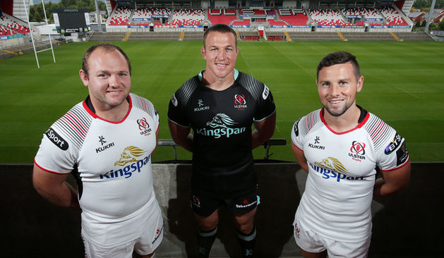 Ulster Name Extended Squad For Wasps Pre-Season Clash
