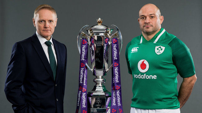 Irish Rugby TV: Rory Best - NatWest 6 Nations Launch