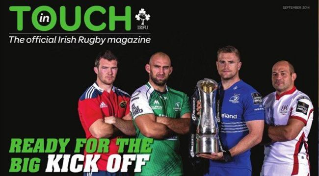 Inside 'In Touch' - September Issue Out Now