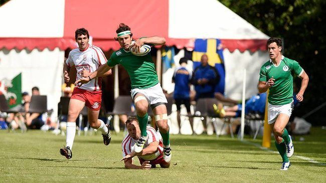Ireland Men's Sevens Squad Named For Wales Camp