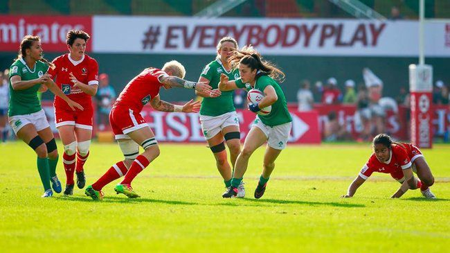 Women's Sevens Team Ready For Clermont Challenge