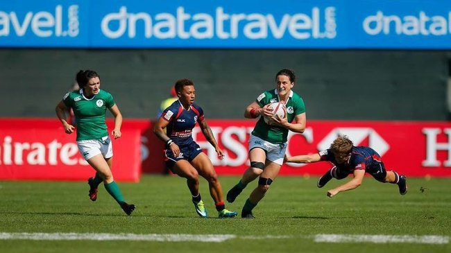 Ireland Women To Play Australia At Inaugural Sydney 7s
