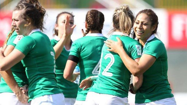 Irish Rugby TV: Anthony Eddy On The Women's Sevens In Dubai