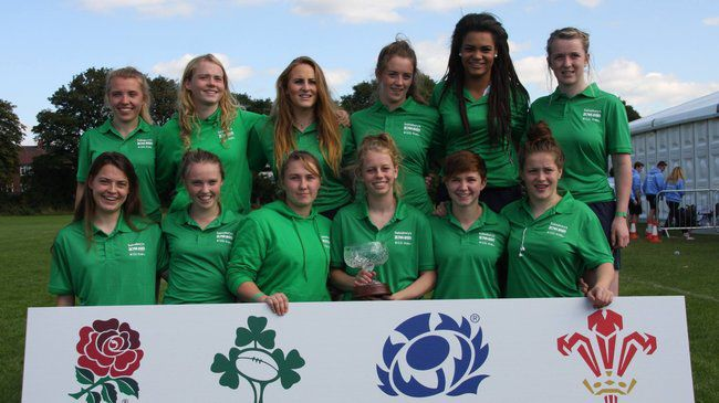 Ireland Girls Win Bowl Title At UK School Games