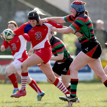 Joy Neville in action for UL Bohemians