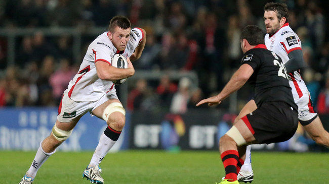 Ulster's O'Connor Given Three-Week Ban