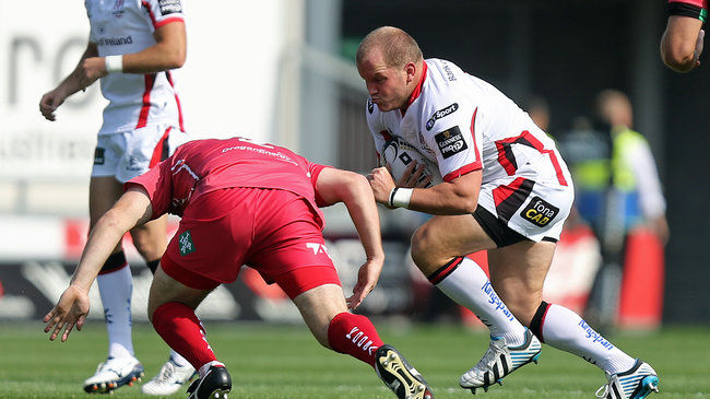 Ulster Announce New Three-Year Deal For Prop Black