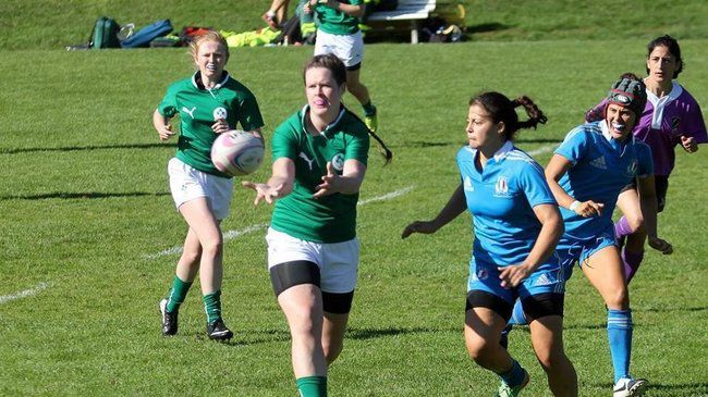 Round-Up: U-18 European Girls Sevens Play-Offs