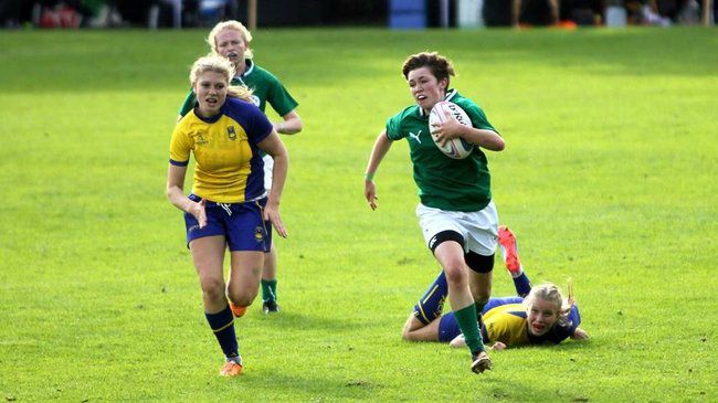 Round-Up: U-18 European Girls Sevens Pool Stages