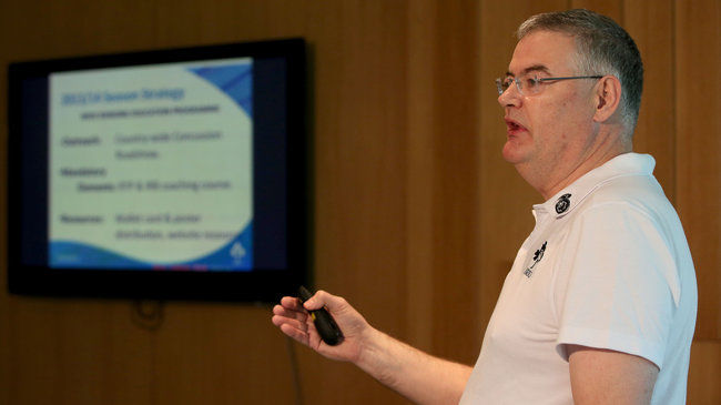IRFU's Head Of Medical Services Makes Recommendations On Concussion Management