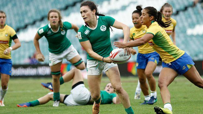 Ireland Women Lay Down Marker With Sydney Performances