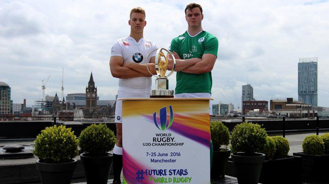 World Rugby U-20 Championship Final Preview: England U-20s v Ireland U-20s
