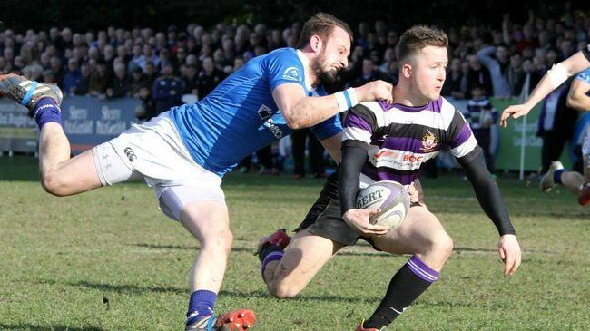 Ulster Bank League Division 1a Review Irish Rugby
