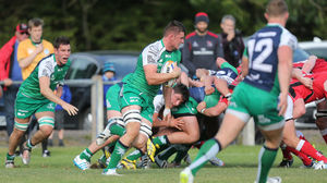 Ulster Ravens 24 Connacht Eagles 26, Deramore Park, Thursday, October 2, 2014