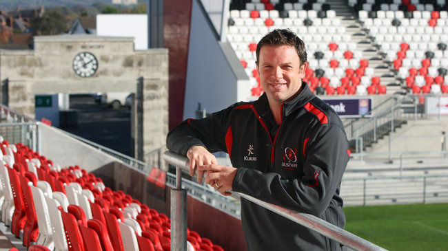 Cunningham Chosen For Ulster Team Manager Role