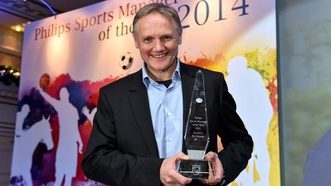 Schmidt Is Philips Sports Manager Of The Year