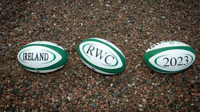 Irish Rugby TV: Ireland RWC 2023 Bid Launched