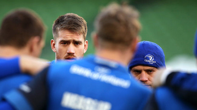 Leinster Make Four Changes