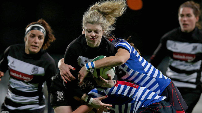 In Pics: Old Belvedere Women 26 Blackrock Women 5