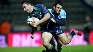 Bayonne 27 Connacht 29, Stade Jean Dauger, Saturday, December 13, 2014