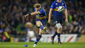 Leinster 14 Harlequins 13, Aviva Stadium, Saturday, December 13, 2014