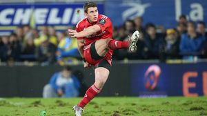 Clermont Auvergne 26 Munster 19, Stade Marcel Michelin, Sunday, December 14, 2014