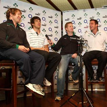 Supporters Club Q&A in Flannerys