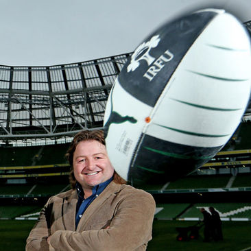 Irish Rugby TV: Shane And Girvan On The Legends Game