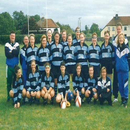 The original Shannon Women's team