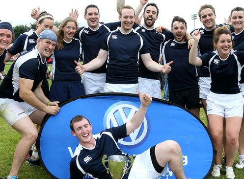 Winners All Round at the Volkswagen Tagrugby All-Irelands