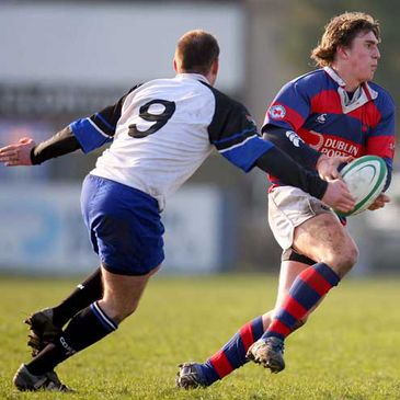Clontarf meet Cork Constitution in this weekend's semi-finals