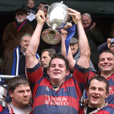 'Tarf win the 2008 Leinster Senior Cup