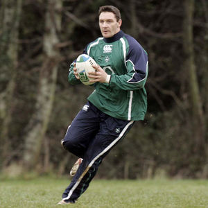Ireland Training In Bray - February 1