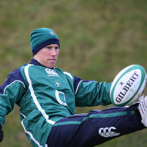 Ireland Squad Training 07/02/2007