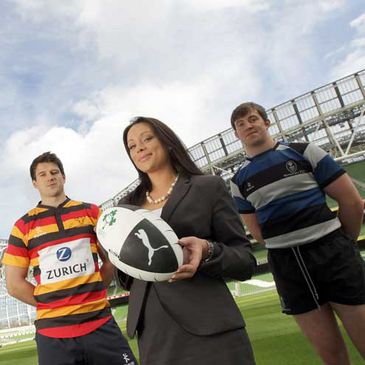 The Ulster Bank League kicks off at the Aviva Stadium