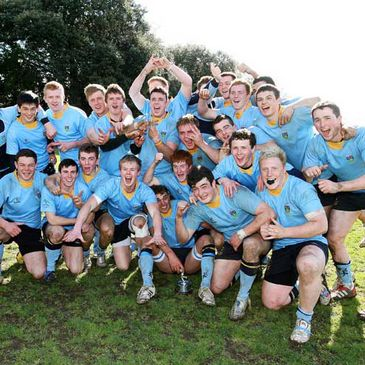 UCD are the Fraser McMullen Cup champions for 2012