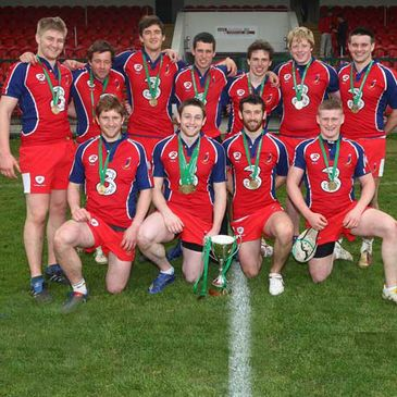 U: Bohemians won the IRFU Club Sevens Munster Championship